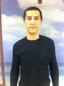 Помощник по хозяйству Ишпулатов Фарух