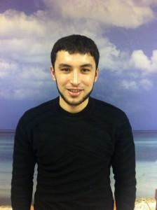 Помощник по хозяйству Кулдошев Хусан