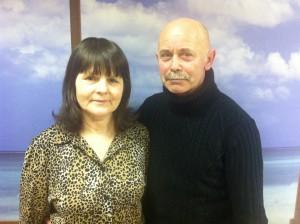Татару Георгий Георгиевич и Лидия Ильинична