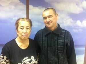 Юлдошев Умар и Умарова Туйгул