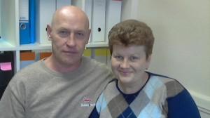 семейная пара для работы в загородном доме