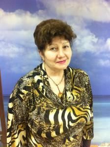 Жерченко Антонина Дмитриевна