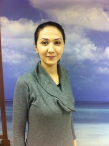 Исабаева Наргиза