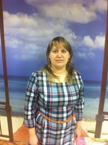 Кравченко Елена Васильевна